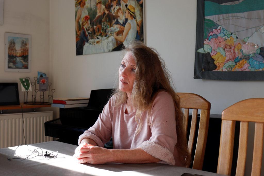 Gudrun Mahlberg riveraine louvain la neuve