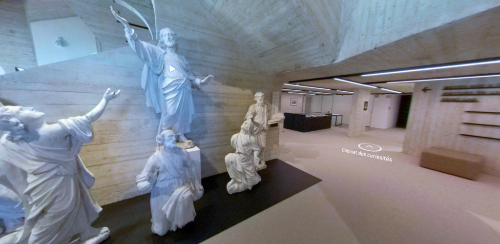 musée L louvain la neuve galerie